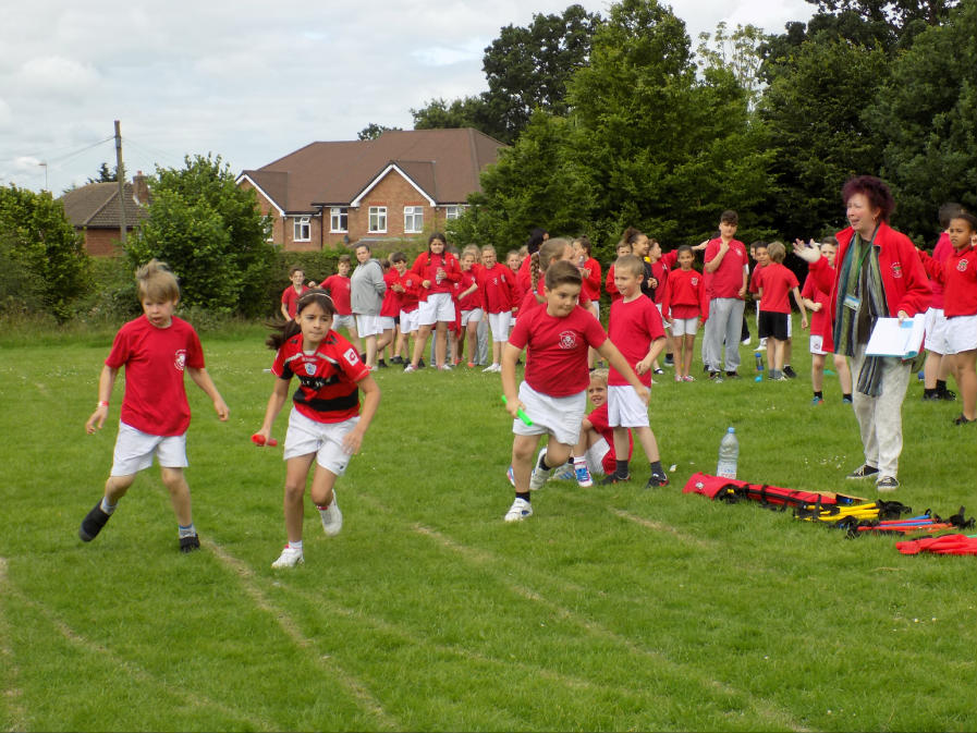 View KS2 Sports Day