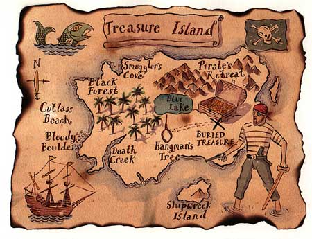 Explore Treasure Island
